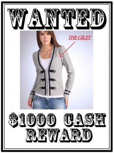 Wanted Gilet