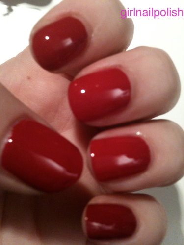 OPI from monop with love