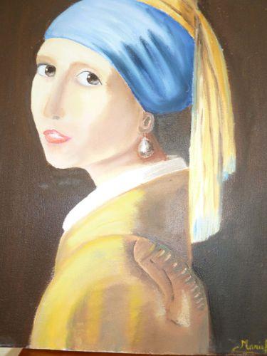 Jeune-fille-a-la-perle--d-apres-Vermeer-.JPG