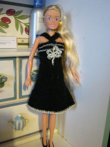 Fanette - robe de soirée n°1