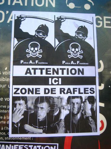 ZONE DE RAFLES