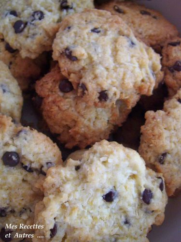 cookie choco coco