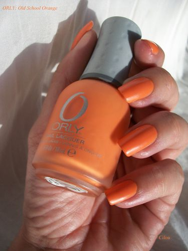 orly old school orange (2)