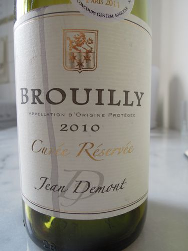 Brouilly 2010