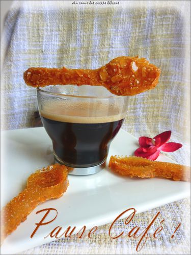 Clipart Café Gourmand