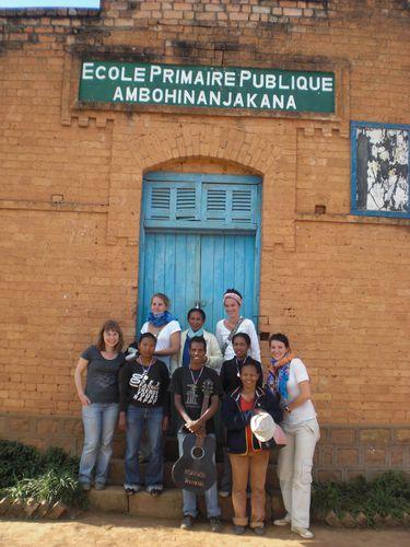 mission La Guilde juin 2011
