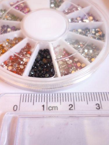 Voir la commande complète Mellow Nail art ici: Mellow nail art