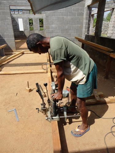 4 -Qui est un don d-un charpentier de Touraine- monsieur Ro
