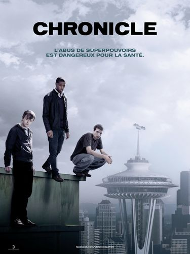 Chronicle-affiche
