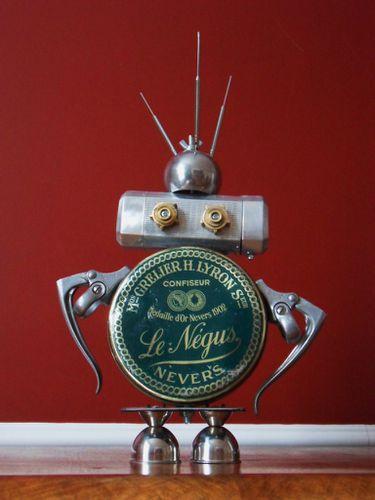 robot Negus