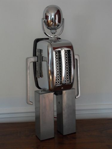 lampe grille pain