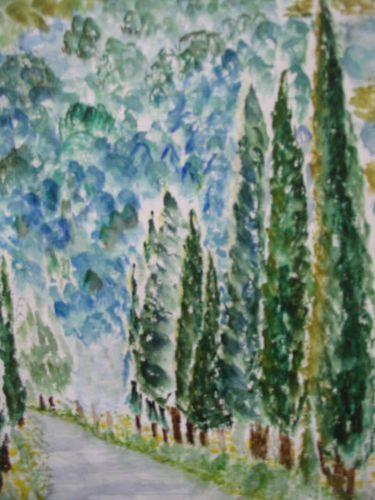 Aquarelles 2006 - 2008 0780
