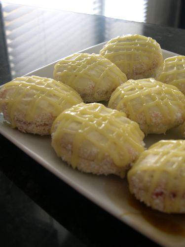Sabl ma zena les recettes de nafissa - Recette sable confiture maizena ...