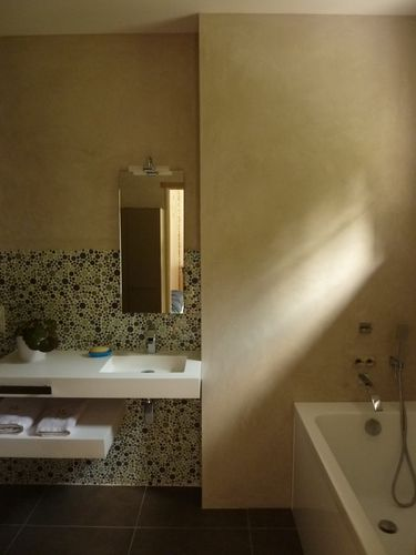 Salle De Bain Contemporaine Herve Fleury Decoration Naturelle