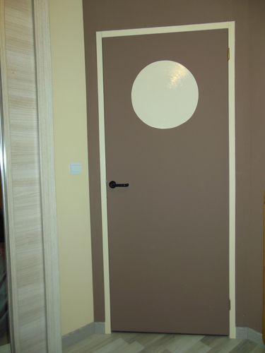 Peinture sur porte chambre parental construction bbc for Deco sur porte interieur