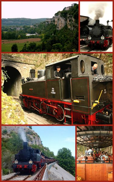 train du haut quercy