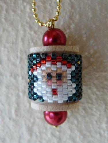 mini bobine Père et Mère Noël 1