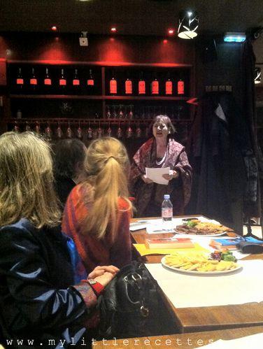 Nourriture spirituelle, les rendez-vous poétiques de La Bucherie