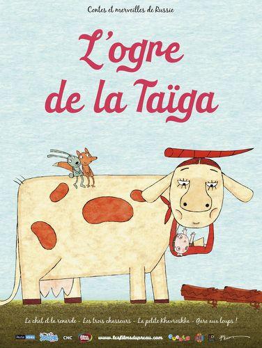 L-ogre-de-la-Taiga expressionsdenfants