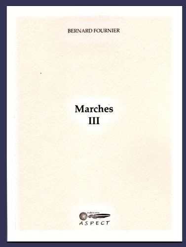 couverture MARCHE III