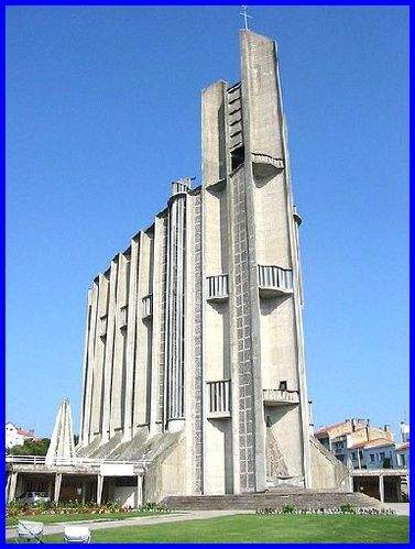 Royan eglise