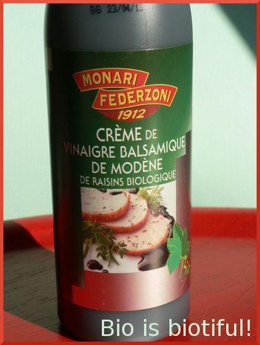 Crème de balsamique 1