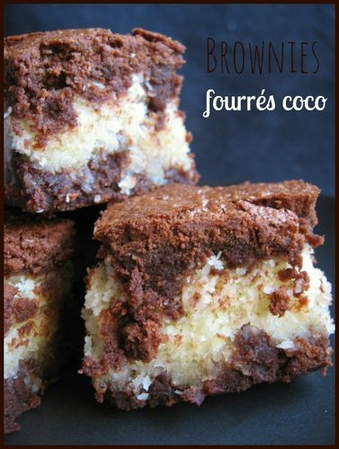 Copy of brownies fourres coco 031
