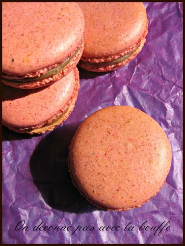 Copy of macarons marron cassis 044
