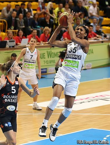 Angel MC COUGHTRY Fiba Europe