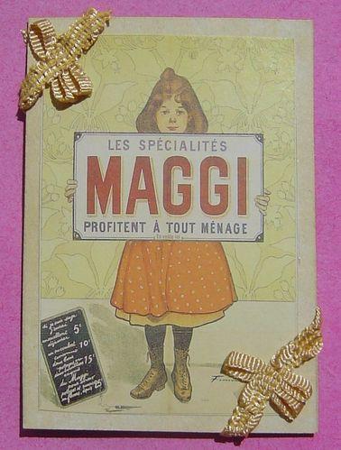 244 Maggi pub ancienne Caropassions