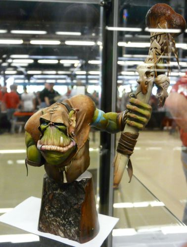Concours OPEN - shaman orc