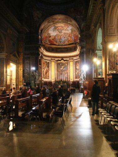 381b Rome, sant'Andrea delle Fratte