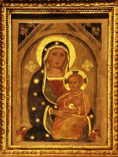 385f Rome, Santa Maria in Trastevere