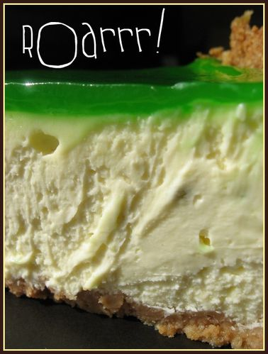 lime cheesecake 011