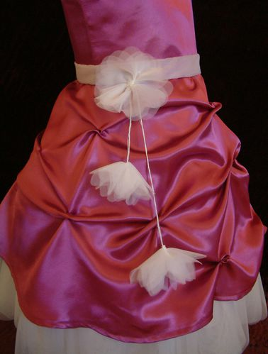 Robe Lunie fleurs