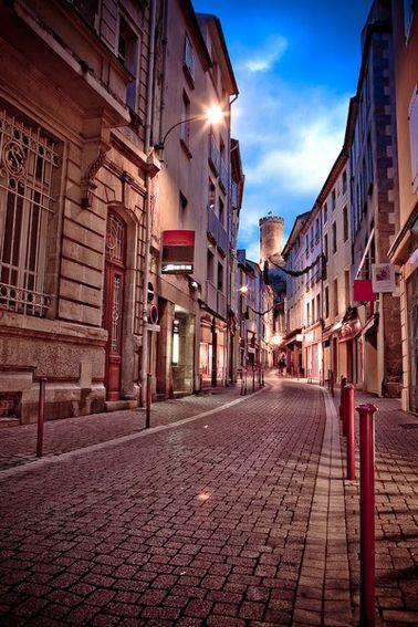 Rue 03 de Foix en 2010