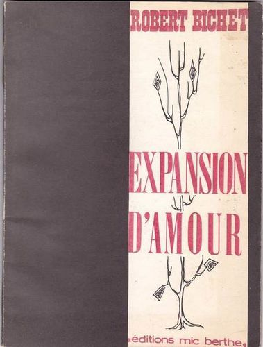 Expansion d'Amour - éd. JFPF (Tours 1967)