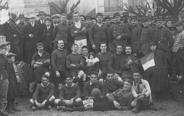 rugby 1913 Royan