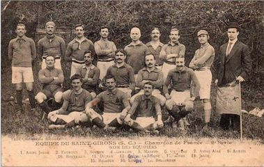 St Girons 1914