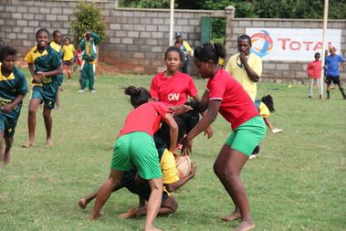 Total - get rugby in africa