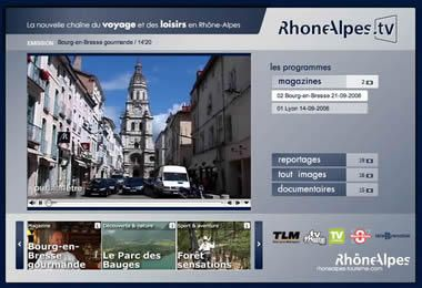 RhoneAlpes.tv