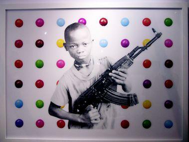 Kata Legrady kindersoldat Unicef Project 2