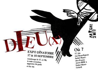 flyer Dieux