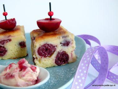 20120717 gâteau cerise amandes 008
