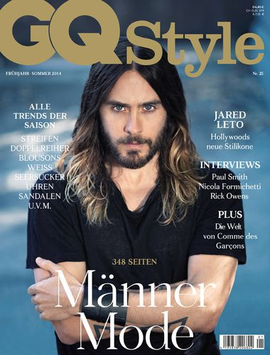 Jared Leto @ GQ Style Germany No. 25 – SpringSummer 2014  0006