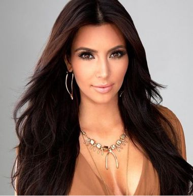 Belle Noel  Kardashian on Kim Kardashian   G  Rie De Belle Noel Collection Printemps 2012   News