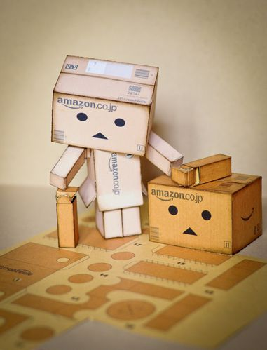 Danbo RED (2 sur 2)