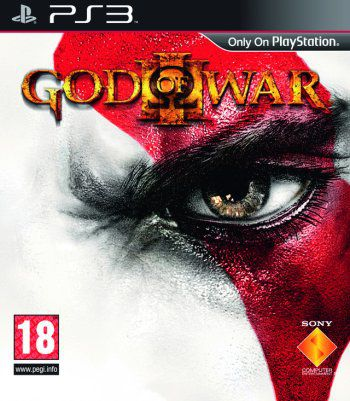 God of War III-jaquette