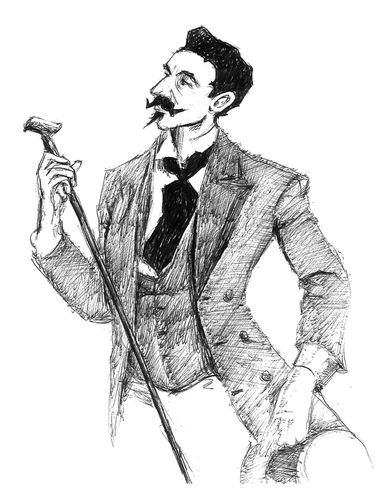 homme 1900