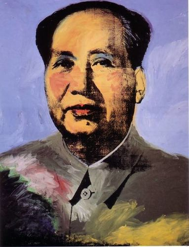 Warhol Andy 1973 Mao